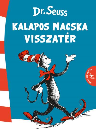 Kalapos Macska visszatér - Dr. Seuss