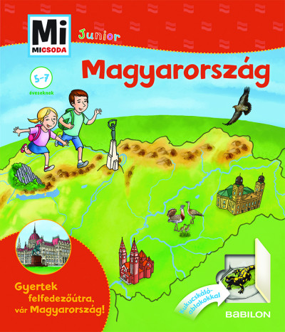 Magyarország - Kukucskáló ablakokkal - Francz Magdolna - Rozgonyi Sarolta