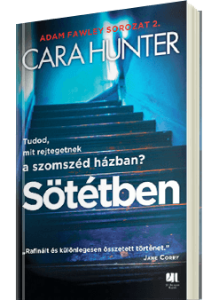 Cara Hunter - Adam Fawley sorozat